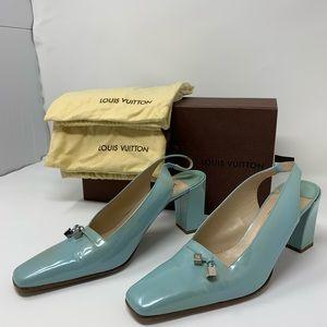 Ladies Louis Vuitton Shoes